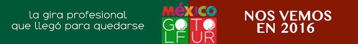 Mexico Golf Tour 2016